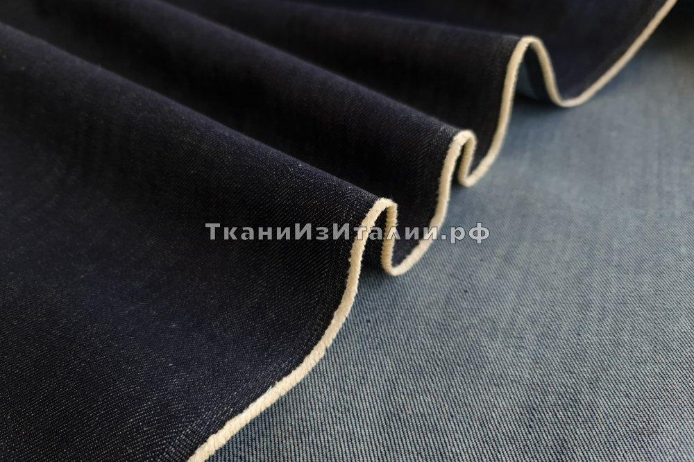ткань джинсовая итальянская купит